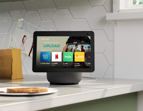 amazons-new-echo-actually-move-wont-ever-miss-anything-echo-show-in-kitchen