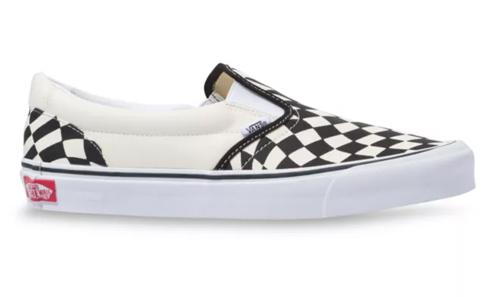 vans-classic-checkerboard-slip-on-mind-bending-twist-side-view