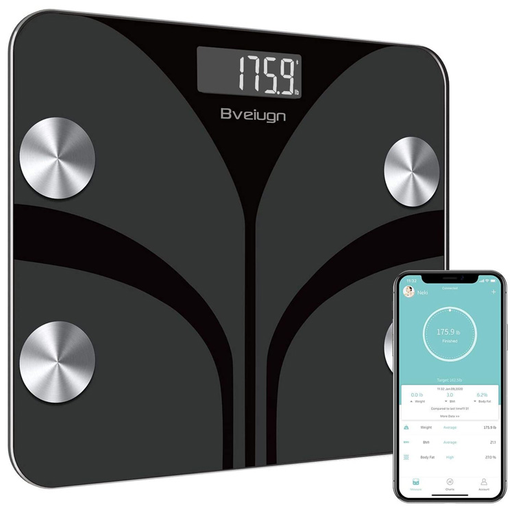 posture bveiugn review smart digital weighing scale health management-product image