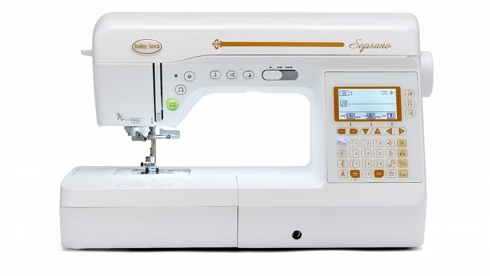 8 Best Baby Lock Sewing Machines