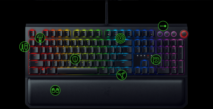 Cool Features of Razer Keyboard